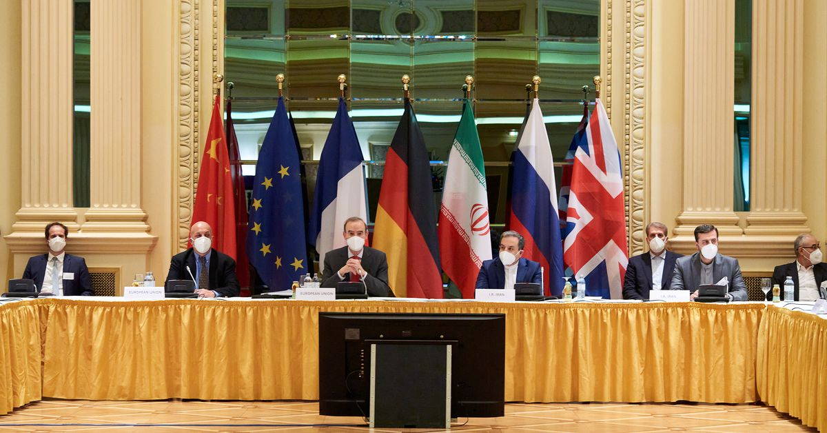 Iran nuclear deal has wisp of new life after Vienna talks