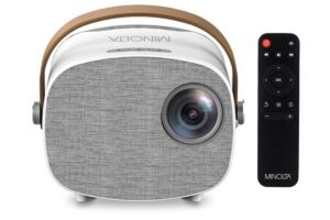 This high-resolution mini projector is only $149 today