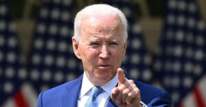 Biden's first budget proposal embraces bigger government