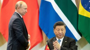 Russia, China Team Up to Peddle Insane US COVID Lab Theory