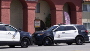 Mother Arrested After 3 Young Children Found Dead In Los Angeles Apartment: NPR
