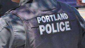 Portland ICE building set on fire during Saturday night protest