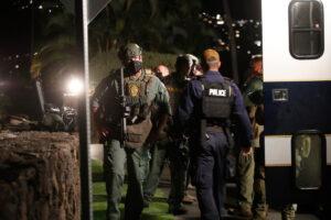 Honolulu resort on lockdown as armed man holes up in room, fires at staff