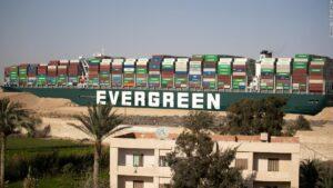 Suez Canal: Egypt impounds Ever Given ship over $900 million compensation bill