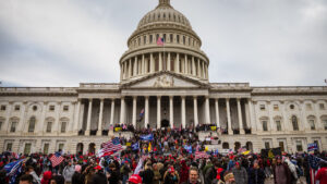 Capitol Police Inspector General On The Jan. 6 Insurrection: NPR