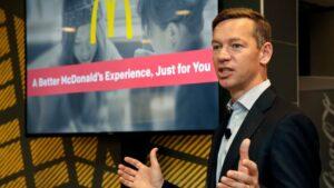 McDonald's to mandate anti-harassment training worldwide