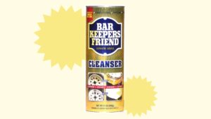 Barkeepers Friend Cleaning Product Review