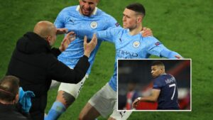 Man City star Foden singles out PSG ace as fans hail Guardiola influence on England youngster — RT Sport News