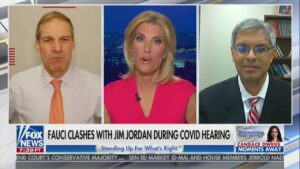 Fox News Guest Jay Bhattacharya Claims Anthony Fauci Is Actually the'Number One Anti-Vaxxer' in US