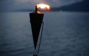 Best Tiki Torches To Light Up Your Yard This Summer