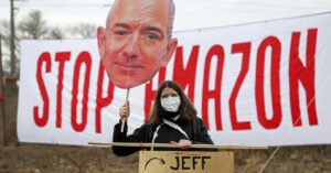 Jeff Bezos shareholder letter: After union drive, the CEO seems to be reckoning with his legacy