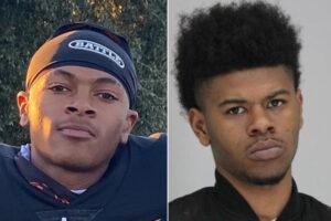 Suspect arrested in murder of football recruit Tony Evans Jr.