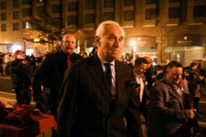 US sues Trump ally Roger Stone for alleged unpaid taxes
