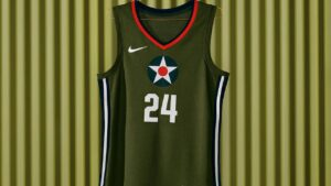 WNBA, Nike pull WWII-inspired jerseys honoring women empowerment after learning about controversial past