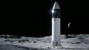 NASA Pays Elon Musk's SpaceX $2.9 Billion To Ferry Astronauts To Moon Surface: NPR
