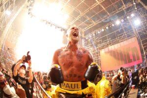 Jake Paul knocks out Ben Askren in Triller Fight Club boxing match