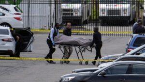 FBI Took Brandon Scott Hole's Shotgun. Then Indianapolis Killer Bought Assault Weapons.