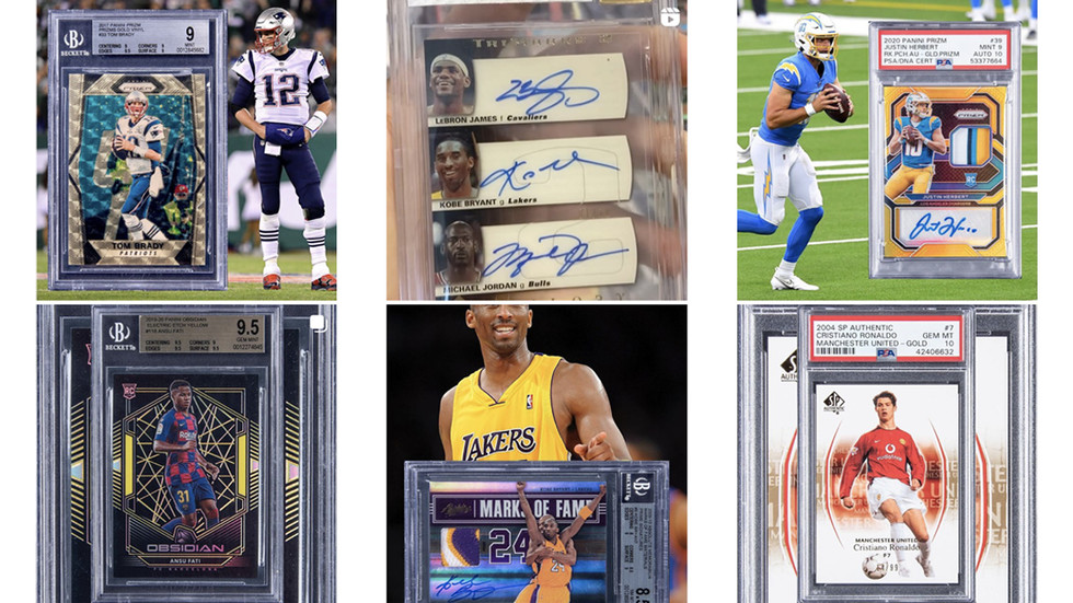 Why have people started spending heavily on sports cards and memorabilia? RT's Boom Bust finds out — RT Business News