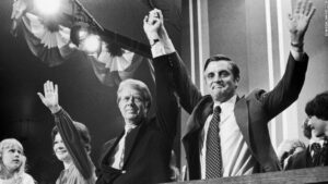 Carter mourns Mondale's death:'The best vice president in our country's history'