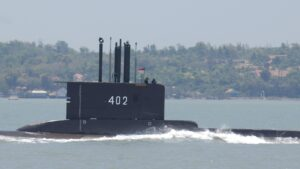 Indonesian Navy Loses Contact With Submarine; 53 Aboard: NPR