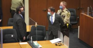 Why the Derek Chauvin guilty verdict is so rare in policing