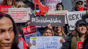 Manhattan DA Says His Office To Stop Prosecuting Prostitution: NPR