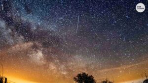 Lyrid meteor shower is coming. How to watch.