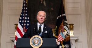 Biden wants the world to trust America on climate change