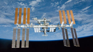 International Space Station About To Get Crowded, And It's Running Out Of Beds: NPR