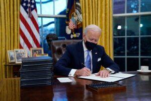 Biden to pledge 50% cut in US greenhouse gas emissions