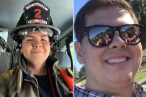 Georgia firefighter Efren Medina dies during first shift