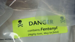 During Pandemic, Fentanyl's Spread Made Illicit Drug Use Far More Treacherous: Shots
