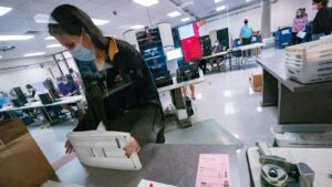 GOP Arizona State Senator Rejects Controversial Voting Bill Pending Election Audit: NPR