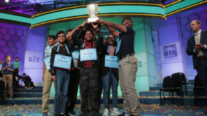 National Spelling Bee Adds New Rules To Help Winners Sting The Competition: NPR