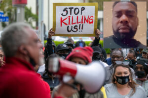 Three North Carolina Sheriff's deputies fired after shooting a black man