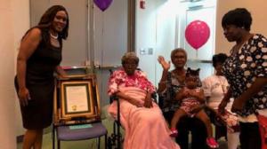 Hester Ford, Oldest Living American, Dies At 115 (Or 116): NPR