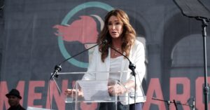 Caitlyn Jenner is running to replace California Gov. Gavin Newsom
