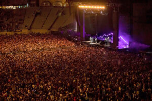 50,000 people attend concert in COVID-free New Zealand