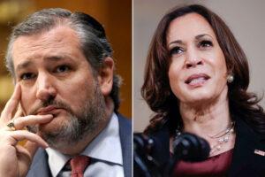 Ted Cruz mocks VP Kamala Harris saying her'GPS got confused'