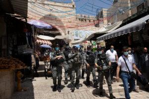 Jerusalem tension triggers Gaza-Israel fire exchange