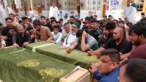 Iraqi Leader Orders Investigation Of Baghdad Hospital Fire: Coronavirus Updates: NPR