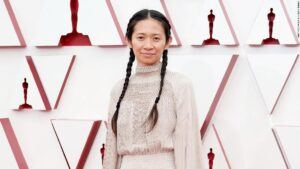 In China, politics got in the way of celebrating Chloe Zhao's big win at the Oscars