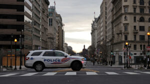 DC Police Department Victim Of Apparent Ransomware Attack: NPR
