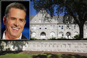 Hunter Biden to speak about'fake news' at Tulane University