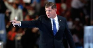 Biden labor secretary Marty Walsh says gig workers should be employees