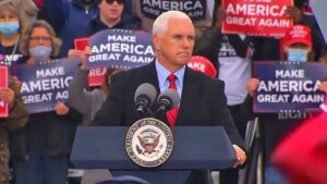 Pence Simon & Schuster book deal sparks war of words inside company