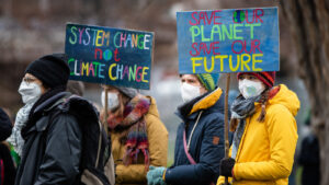 German Court Orders Revision Of Climate Act To Ease Burden On Younger Generation: NPR