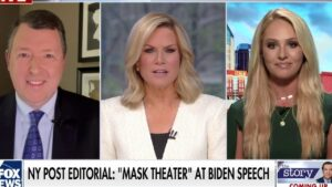Tomi Lahren: Americans'don't need permission' from Biden to'go back to normal'