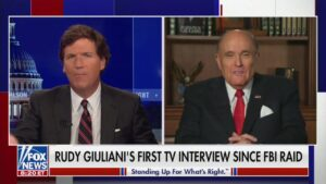 Rudy Giuliani Rants About East Berlin and the iCloud in Bonkers Fox Interview
