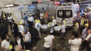 Dozens Reported Killed In Stampede At Israeli Festival: NPR
